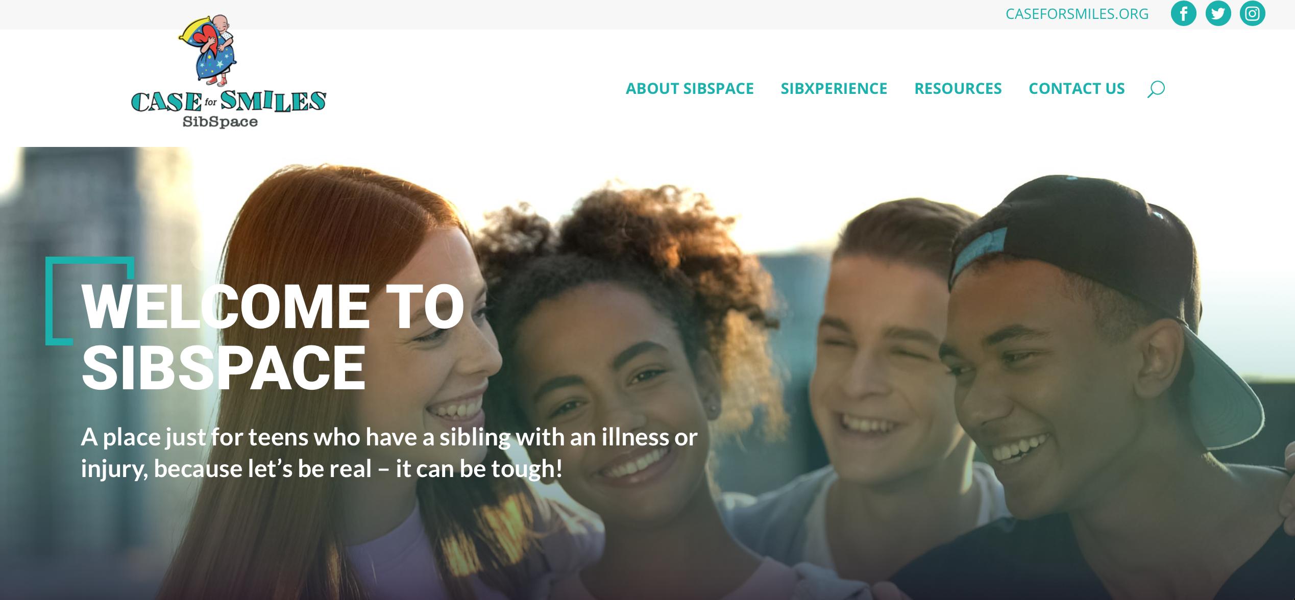 SibSpace Homepage